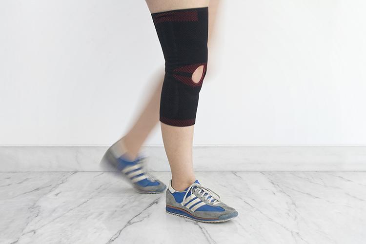 desporto - ortopedia - joelheira de estabilização - O-LAB