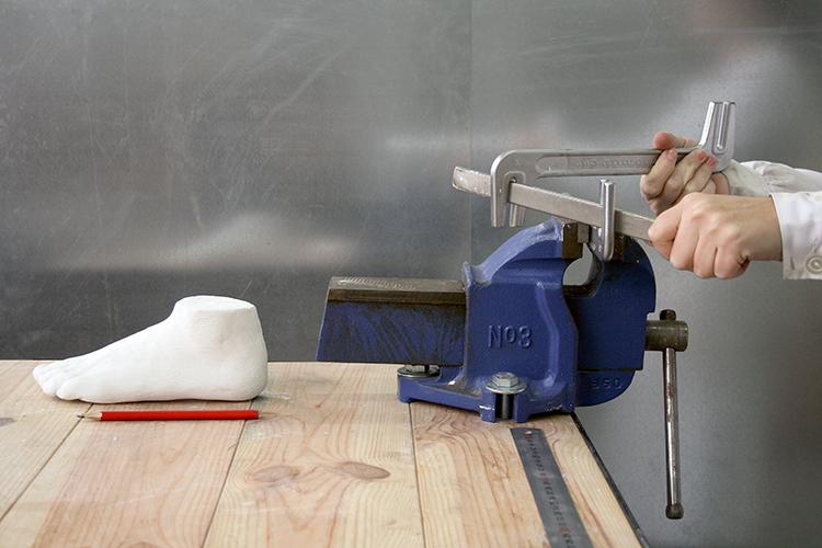 Processo de produção de KAFO